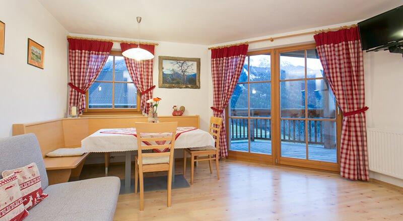 Ferienwohnung in den Dolomiten