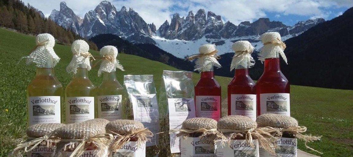 Beginnen und beenden Sie den Tag mit Südtiroler Spezialitäten