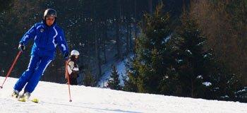 Escursioni invernali e ciaspolate in inverno a Funes